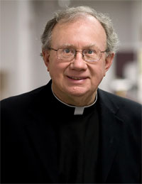 Pr. Denver Bitner, President of Lutheran Social Services of Illinois