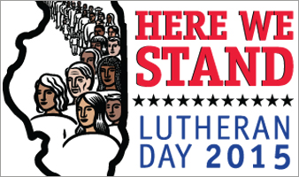 Lutheran Day 2015