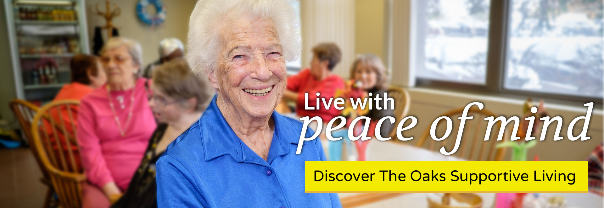 Live with peace of mind: Discover Joliet Supportive Living