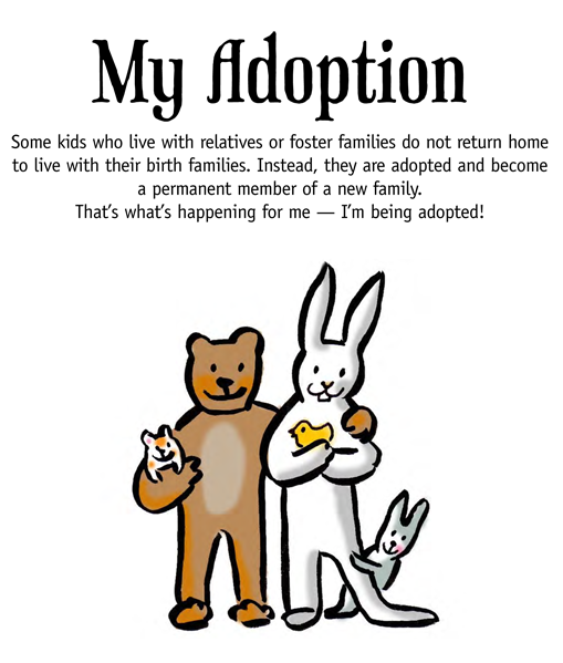 Cover of My Adoption Lifebook