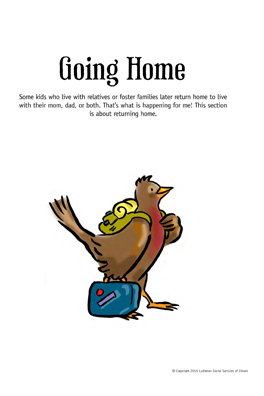 Cover of Going Home Lifebook